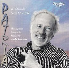 Judy Loman - Patria: Music of R Murray Schafer [New CD]