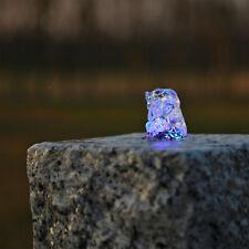 Bunte LED Ring Beleuchtung für Springbrunnen Kranz RGB Multicolor Zierbrunnen