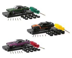M2 Machines 1:64 Auto Wheels Series 8 Diecast Model - Pick and Choose!! 34001-08