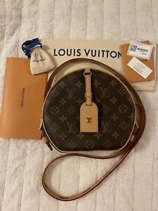 Louis Vuitton Monogram Boite Chapeau Souple MM M52294 Excellent Condition