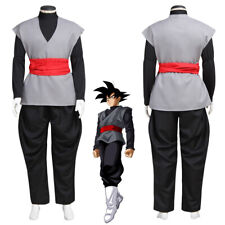 Dragon Ball Super Goku Black  Costume Cosplay Suit Men's Outfit
