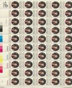 1979 15 cent John Paul Jones Full Sheet of 50 Scott #1789, Mint NH