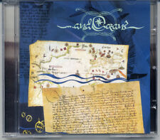 """...and Oceans """"The Dynamic Gallery Of Thoughts"""" 1998, CD"""