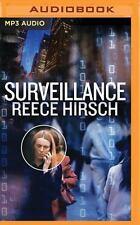 A Chris Bruen Novel: Surveillance 3 by Reece Hirsch (2016, MP3 CD, Unabridged)