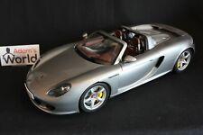 Tamiya (Semi Assembeled Kit) Porsche Carrera GT 1:12 Silver