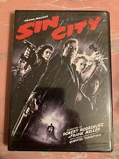 New Sealed Dvd Sin City Bruce Willis Frank Miller