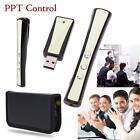 2.4GHz USB Wireless PowerPoint PPT Presenter Remote Control Laser Pointer Pen WH