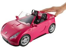 Barbie Doll Glam Convertible Dvx59