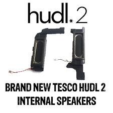 10x GENUINE OFFICIAL ORIGINAL TESCO HUDL 2 INTERNAL SOUND SPEAKERS LEFT & RIGHT