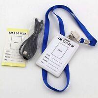 8GB ID Work Card Spy Mini USB PEN Camera Video Recorder Surveillance Camcorder