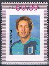 Persoonlijke zegel WK voetbal 2006 postfris - Edwin van der Sar