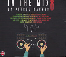In the Mix Vol.8 by Petros Karras (Mixed Greek Modern Music 2018) CD/NEW