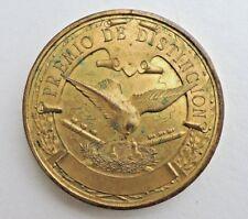 Médaille de table Sociedad Colombofila de Barcelona Prima de Distincion