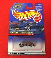 1:64 Hot Wheels Go Kart Purple Collector #151