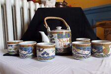 service a thé porcelaine du japon