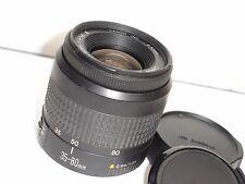 Canon EF III 35-80mm f 4-5.6 AF Lens For Canon EOS cameras SLR DSLR  Works good!
