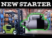 *NEW in Box* Forklift Starter Clark CGC20 CGC25 CGC30 CGC32 Lift Trucks 920971