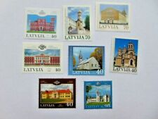 stamps > Latvia