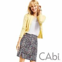 cabi yellow sunny cardigan sweater size xs- M Style 277
