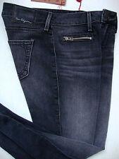 True Religion Jeans Amanda Femmes Pantalons Anthracite SEXY taille 27 neuf avec étiquette