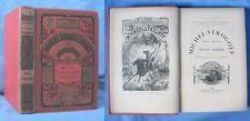 Michel STROGOFF / Jules Verne / Edition Hachette de 1935