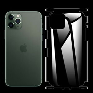 Hydrogel Film Screen Back Protector For iPhone 12 Mini 11 Pro Max XR XS 8 7 Plus