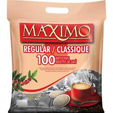 MAXIMO Classic einzelnt aromaversiegelt 100 Kaffeepads je Beutel