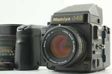 【NEAR MINT】 Mamiya M645 Super + Sekor C 80mm f/2.8 150mm f/3.5 N From Japan 940