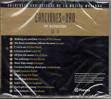 """ACE OF BASE - DURAN DURAN - EXTREME """"CANCIONES DE ORO Nº15"""" SPANISH CD SEALED"""