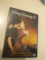 Dvd  DIRTY DANCING 2 (precintado nuevo )