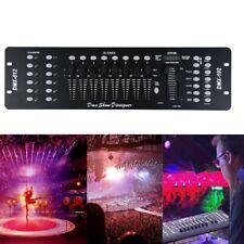 192 Kanäle Bühnenlicht Konsole DMX512 Lichteffekt Controller Equipment Wireless
