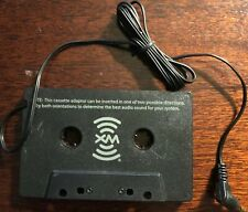 Xm Sirius Sat Cassette Tape Adapter Converter Ipod Radio Aux Iphone Ipod Mp3