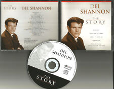 DEL SHANNON the Story BEST OF 20 Tracks Europe Made CD USA Seller MINT OUT PRINT