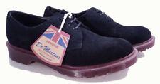 Dr Martens 1461 black suede desert oasis leather UK 6 EU 39 Made in England