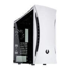 BITFENIX AURORA blanco LED RGB Gaming E-ATX caja de USB 3.0 - dos laterales transparentes WINDOWS