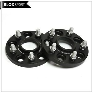 15mm 5x108 to 5x114.3 Forged Wheel Spacers 2Pc for Ford Focus Jaguar XF XE Volvo