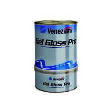 Osculati - Smalto bicomponente Gel Gloss Blu Atlantico (65.008.00ba)