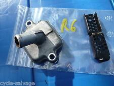 YAMAHA YZF r6_rj05_2003-2005 _ reed valve + Cap _ Membrane + couvercle _/_ joint de culasse