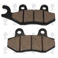 Cyleto Front Brake Pads for DR125 DR 125 1996-2008 DR125SM DR 125 SM 2008 2009 2010 2011 2012