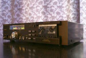 Grundig CF-5100 HighCom Kassettendeck -  FULLY SERVICED - 1 Jahr Gewährleistung