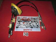 71729169 COPPIA CAVI CAMBIO CABLE PEUGEOT BOXER FIAT DUCATO CITROËN JUMPER