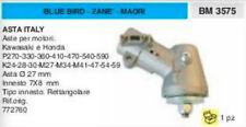 COPPIA CONICA DECESPUGLIATORE BLUE BIRD ZANE MAORI 270 330 360 410 470 540 590