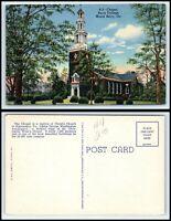 GEORGIA Postcard - Mount Berry, Berry College Chapel G41