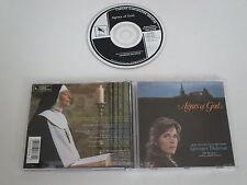 GEORGES DELERUE/AGNES OF GOD - OMP SOUNDTR.(VARESE SARABANDE VSD-5368) CD ALBUM