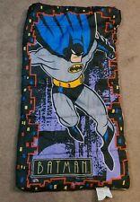 Vintage 1992 Batman Animated Series Sleeping Bag DC Comics