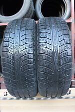 COPPIA Gomme Semi Nuove invernali 215/65 R16 98H Michelin  al 70%  2156516