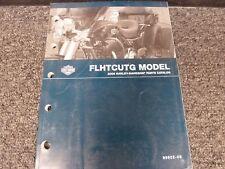2009 Harley Davidson Tri Glide Ultra Classic FLHTCUTG Trike Parts Catalog Manual