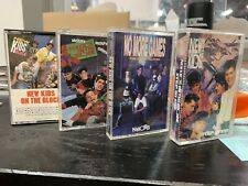 New Kids On The Block Tape Lot Nkotb Free Ship Tapes