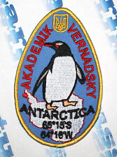PATCH UKRAINE AKADEMIC VERNADSKY ANTARCTICA