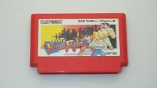 """Famicom Games  FC """"Mighty Final Fight""""  TESTED / 1335"""